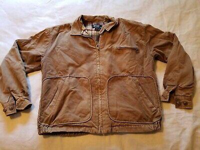Polo Ralph Lauren Harrington Jacket Size Medium