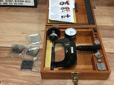 Nice Doall Ames Portable Hardness Tester 4-2