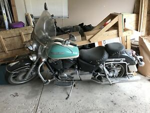1998 Honda Shadow Tourer 1100