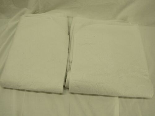 Waterproof Fitted Quilted Crib and Toddler Protective Mattress Pad Cover  2 pack