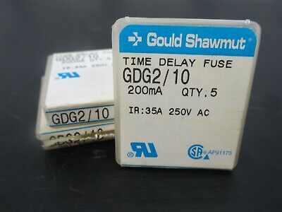 15amp 20mm X 5mm Dia. GMA-15-R // IR.150A 125V AC BUSSMANN New Pack of 5