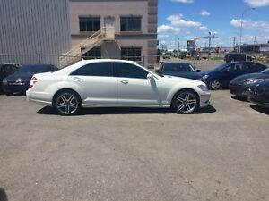 Mercedes Benz 2007 S550 |AMG PACK|4MATIC|20"