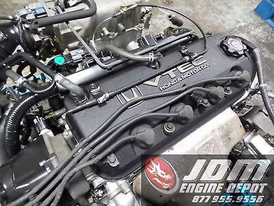 98 02 HONDA ACCORD 2.3L SOHC 4-CYL VTEC ENGINE JDM F23A