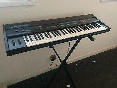 Yamaha DX9 Keyboard Synthesiser Synthesizer Synth