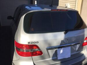 Mercedes B200 2006 Not turbo