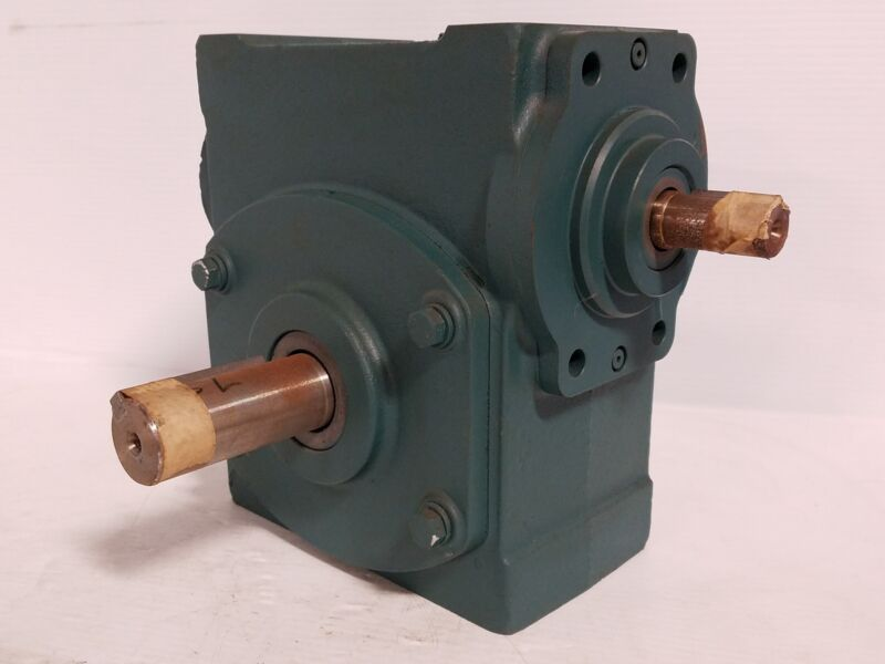 DODGE TIGEAR 2, RIGHT ANGLE WORM GEAR SPEED REDUCER, 35S25L, 25:1, 4.72 HP