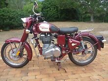 2011 ROYAL ENFIELD Bullet C5 Classic EFI Cotswold Hills Toowoomba City Preview