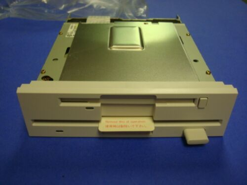 FD-505 TEAC DUAL FLOPPY DRIVE 5.25 1.2MB AND 3.5 1.44MB DSHD COMBO