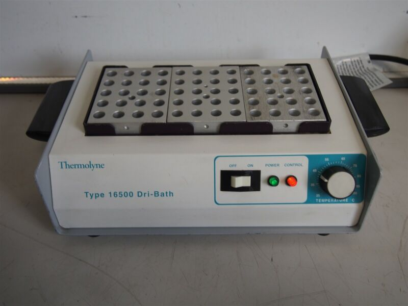 Thermolyne Type 16500 DB16525 Dri-Bath