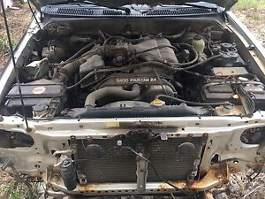 2000 Toyota 4runner Parts