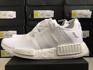 Adidas NMD R1 - Triple White (U.S 8.5 Men's) Liverpool Liverpool Area Preview