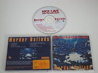 NICK CAVE & THE BAD SEEDS/MURDER BALLADS(MUTE INT 846.927) CD ALBUM (Murder Ballads)