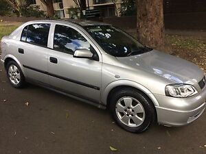 2004 Holden Astra Hatchback Milsons Point North Sydney Area Preview