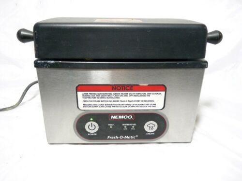 Nemco Fresh-O-Matic 6625A Countertop Steamer Working