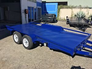 TILTING 15FT CAR CARRIERS 2.9TON HEAVY DUTY Brisbane South East Preview