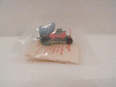 BABY BUGGY Zowees Shell Gas Promo Sealed Pack Hot Wheels Redline Era 1970s (#3)