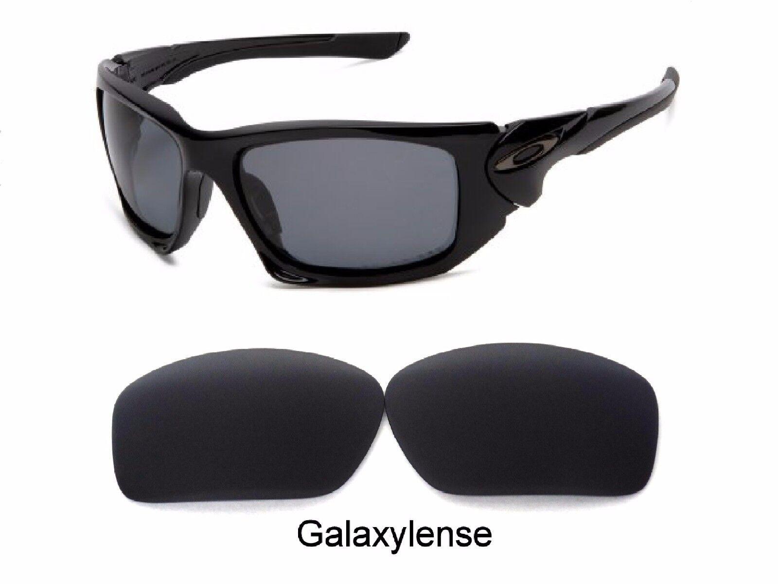61cb054d07470 Galaxie Rechange Lentilles pour Oakley Scalpel Lunettes de Soleil Noir  Polarisé