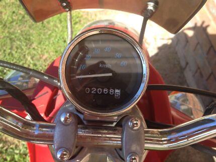 Milan scooter