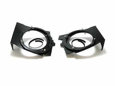 2010 & Up Victory Cross Country V-Twin Audio VTVSA 6.5 Baffled Front Spk Adapter