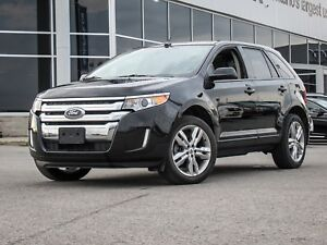 2014 Ford Edge SEL Navigation   Heated Leather   Remote Start