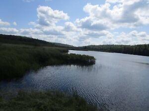 Camp de chasse et pêche