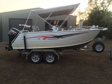 Trailcaft ProFish 475 Boat Humpty Doo Litchfield Area Preview