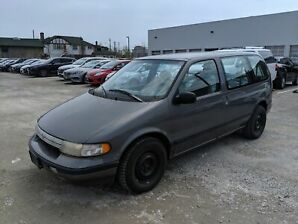 1995 Mercury Villager GS VEHICLE SOLD AS-IS! INQUIRE TODAY!