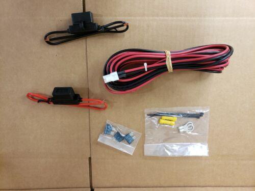 Genuine Kenwood KCT-23M DC Power Cable 50W For TK980 TK7360 TK7180 TK880 TK8180