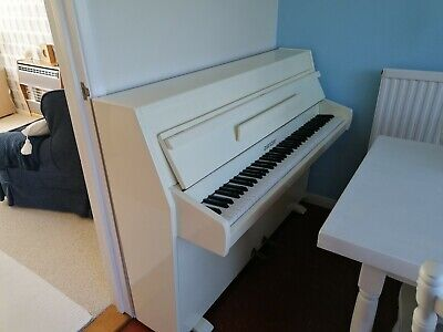 Zender Upright Piano - English -