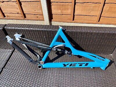 Yeti 575 Mountain Bike Frame 2009 With Fox Float RP23
