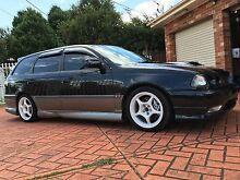 Toyota Caldina 1998 GT-T Active Sports st215 Sydney Region Preview