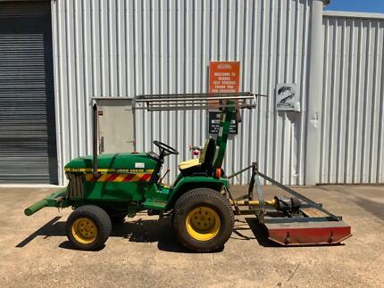 John Deere 670 Tractor Penrith Penrith Area Preview