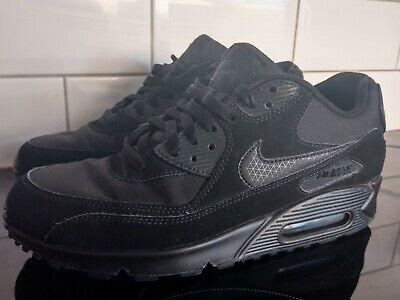 Nike Air Max 90 Essential black 537384-046 size 9.5