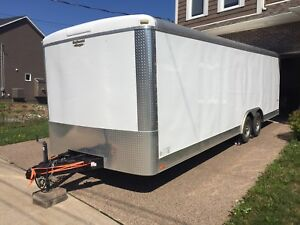 Cargo Trailer/ Car Hauler