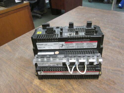 Square D PowerLogic Circuit Monitor CM4250 240/300V 96mA w/ CVM42, Used
