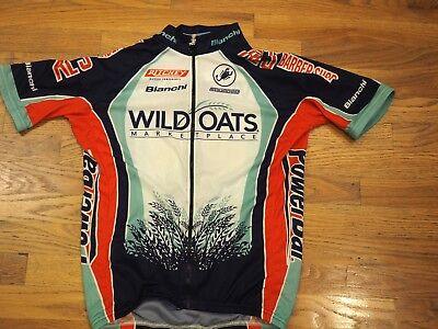 e8ce922e8 Castelli Squadra GS CIAO Cycling Jersey Size M Boulder Colorado Style  1240