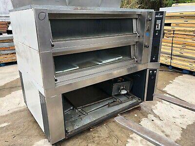 Deck Oven Bake Off Italiana Artisan Bread Electric