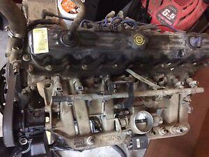 Jeep TJ 4.0l engine
