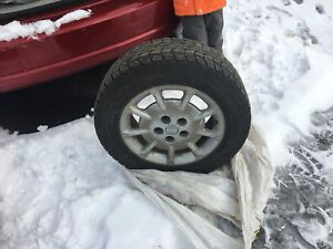 Winter tires for sale 215 60 16