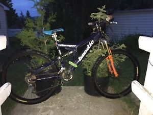 Brodie thumper mountain bike