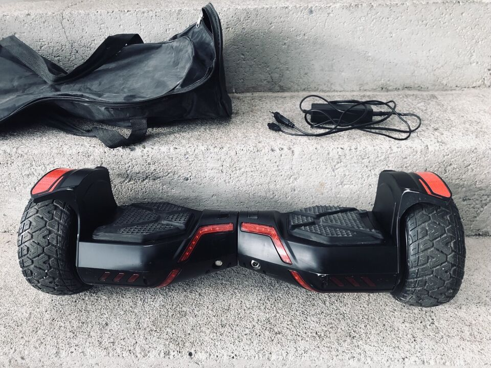 Hoverboard E-Balance 8,5 Zoll 800W guter Zustand in Mühlhausen