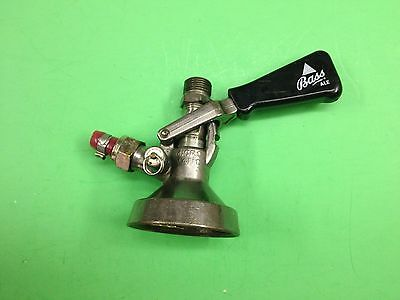 European Sankey Keg Coupler - Beer Tap Type G System - For Bass Boddington Etc.