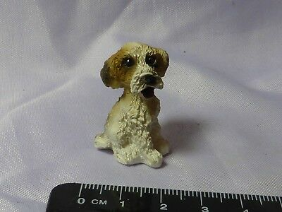 1:12 Scale Resin  Dog d26 Dolls House Miniature Pet Accessory