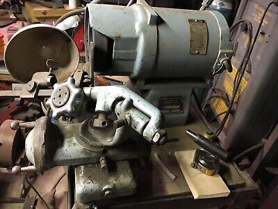 Farrel Industrial Drill Sharpener Grinder Machine Shop 1g-1