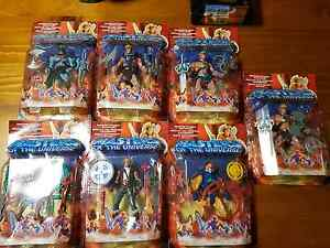 Rare 7.5inch KO Masters of the Universe Action Figures Huntingdale Gosnells Area Preview