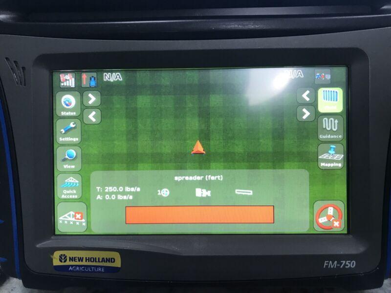 Trimble FM-750 + Unlocks (OmniStar, VR, Application Control)