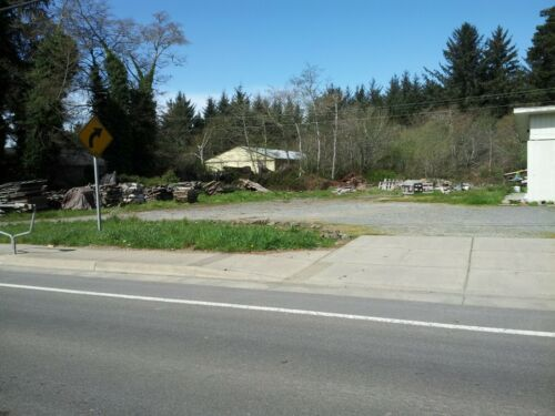2 Lots - 1 Commercial & 1 Residential Crescent City CA 3/4 Miles to Beach Harbor
