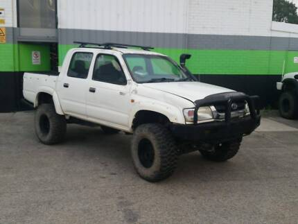 hilux 3l dual cab 89 97 diesel 2 8 manual for parts only wrecking rh gumtree com au Toyota 4L Toyota Diesel Engines