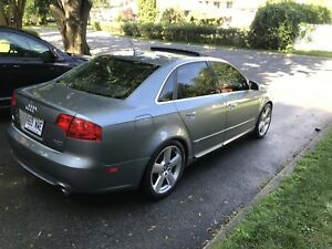 2006 Audi A4 Sline 2.0T quattro 6500$ negotiable
