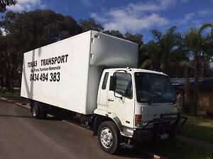 GREAT PANTECH TRUCK FOR SALE,FURNITURE TRUCK WITH TAILGATE Paralowie Salisbury Area Preview